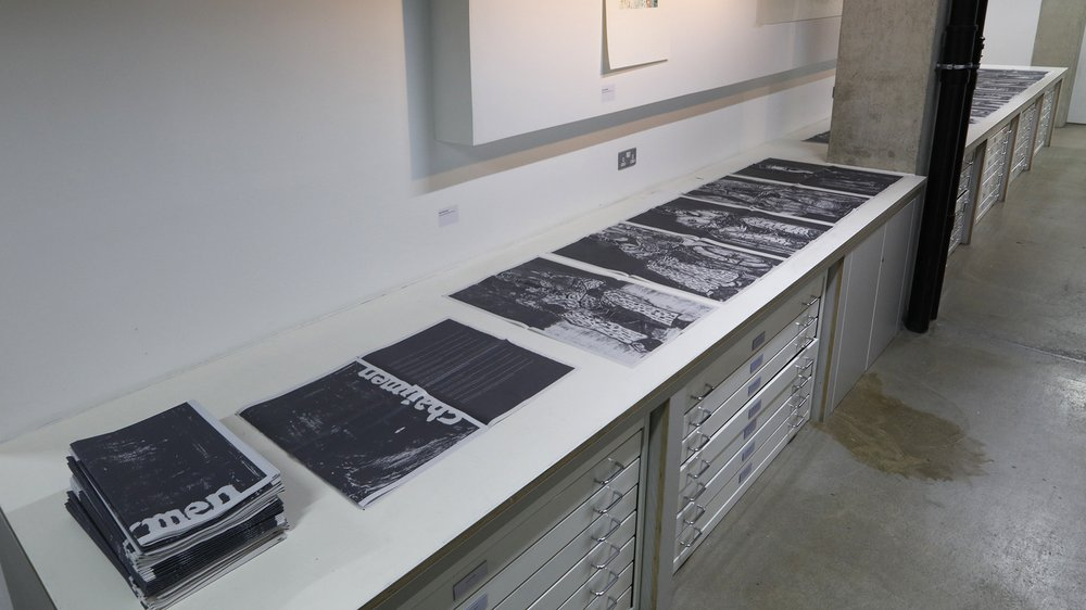 Work-in-progress Show 2017: School of Fine Art, Print