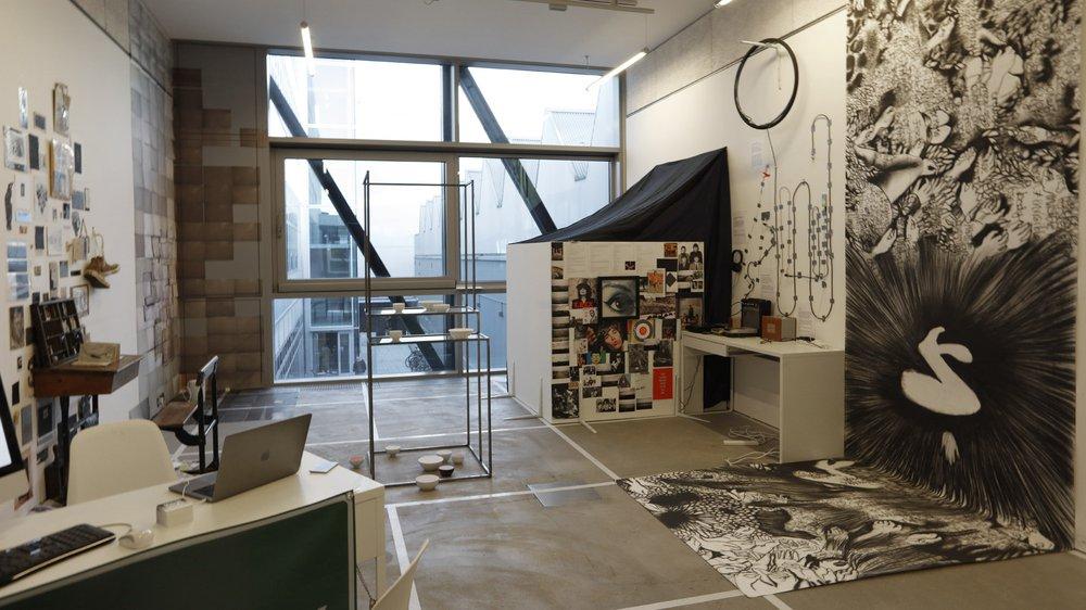 Work-in-progress Show 2017: Contemporary Art Practice