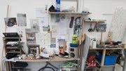 School of Fine Art Work-in-Progress Show: Open House, 2015