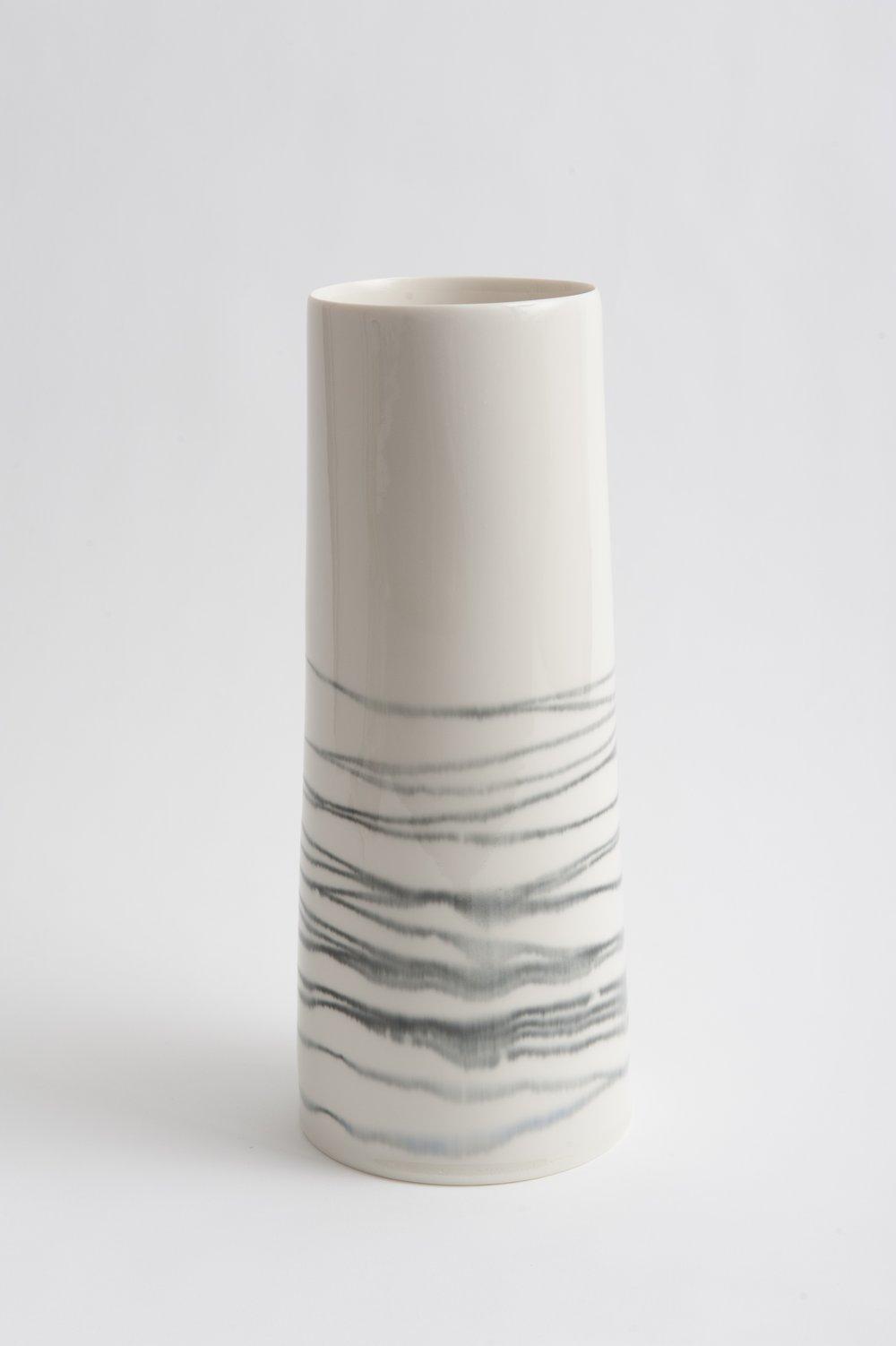 Blurred Lines Vase