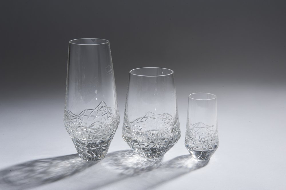 Intensity- Glassware