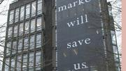 The Market Will Save Us, Bill Balaskas (Photograph by Dominic Tschudin)