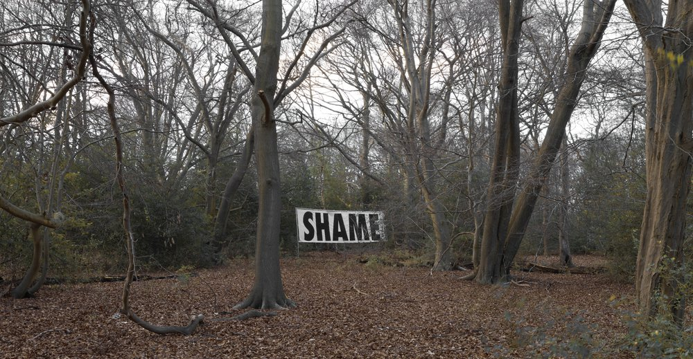"""""""Shame"""" from 2017 London Protest"""