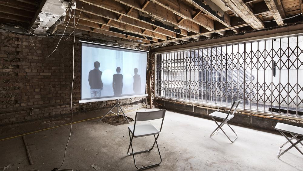 Exhibition Installation at Hanmi Gallery, London
