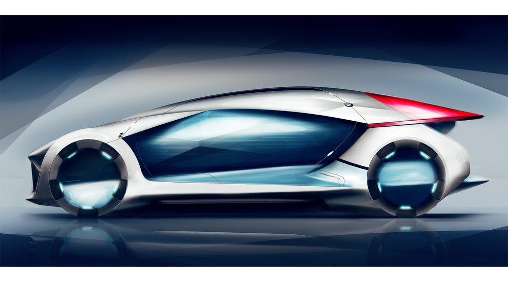 BMW Paranato Concept