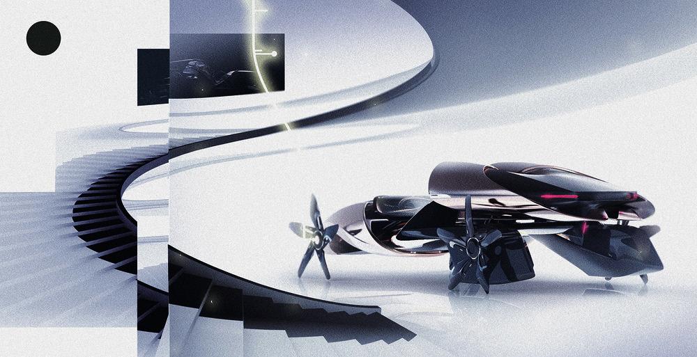 Project Helix - Scene
