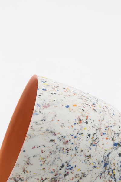 Detail_Muti-Orange, 2019 porcelain