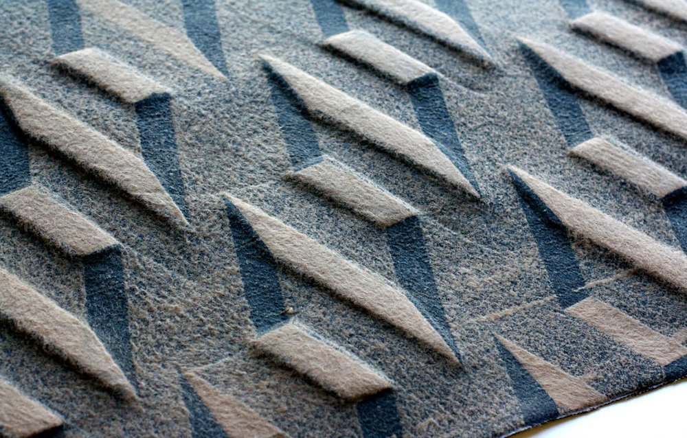Wool brut
