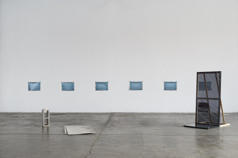 Inter-regnum-um-um, Installation view, CheLA, Buenos Aires 2019