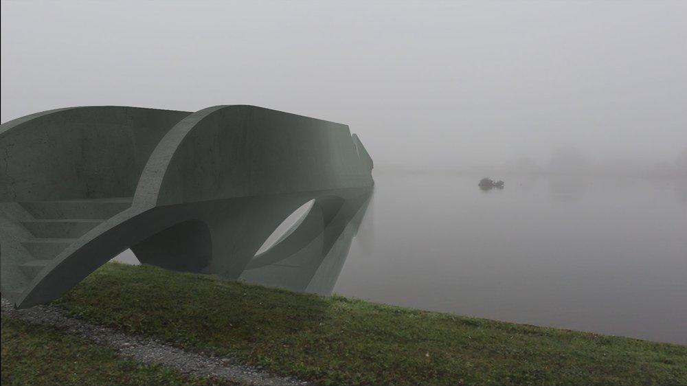 Dipping Bridge