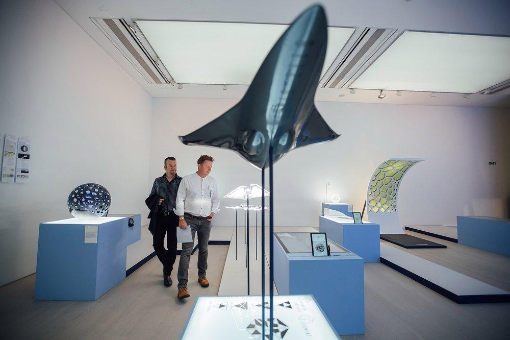 BA 2119: Flight of the Future exhibition