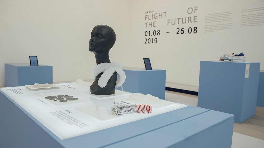 Airwear, BA 2119: Flight of the Future exhibition