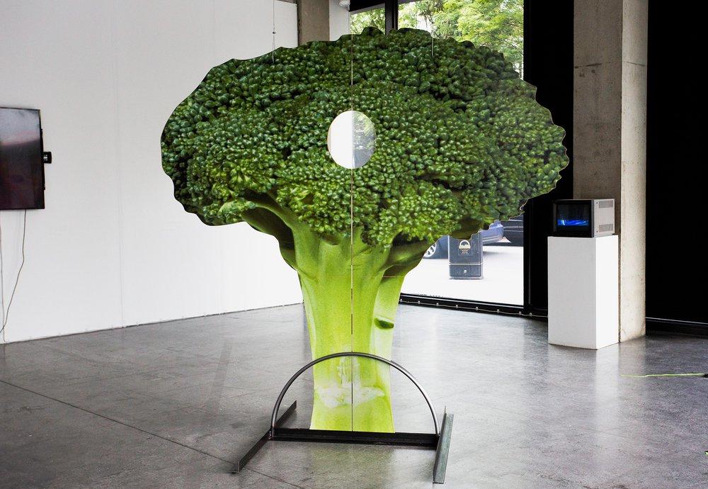Broccoli/Mushroom Cloud