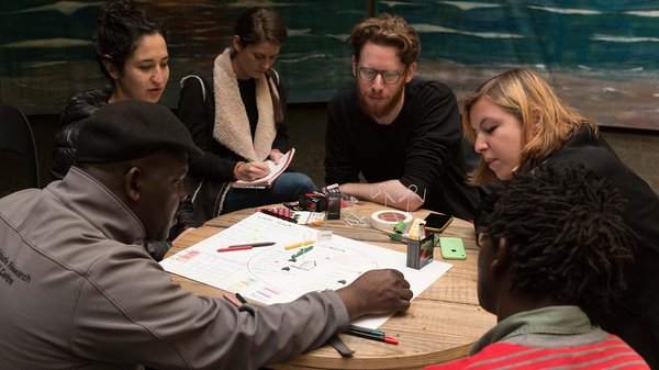 GoGlobal 2016: co-design workshop in Cape Town
