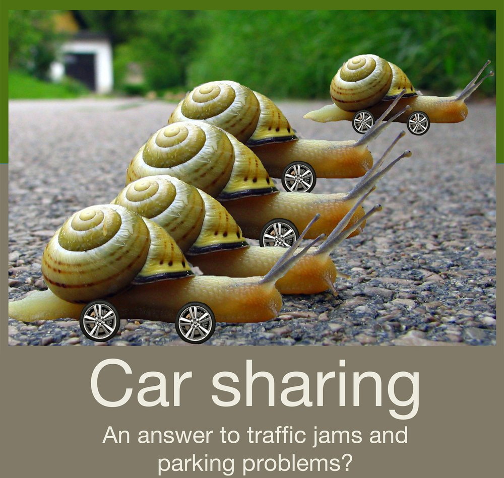 Exploring Sharing economy from a private transport angle.