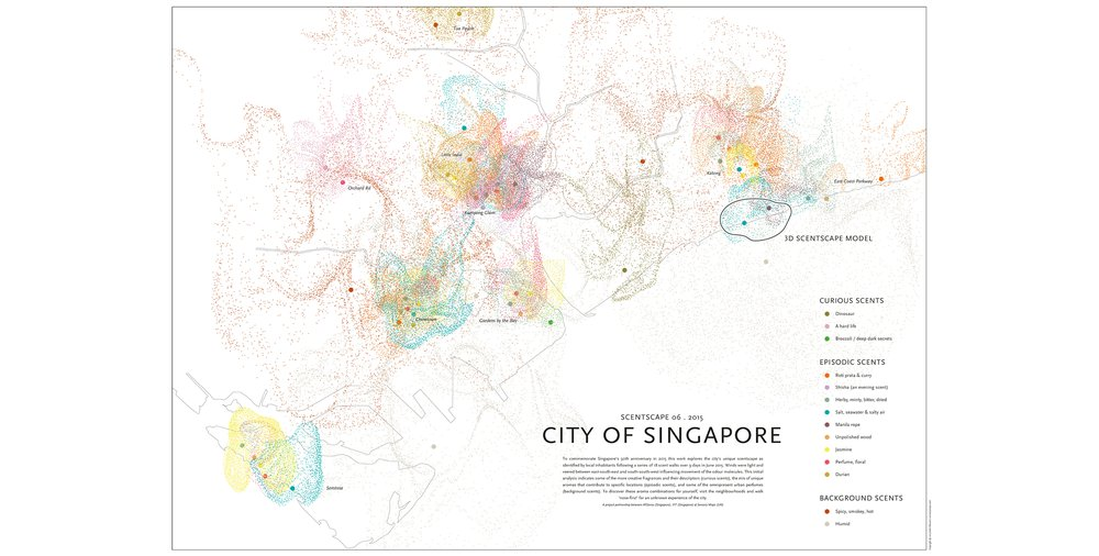 Scentscape 06 • 2015 The City of Singapore