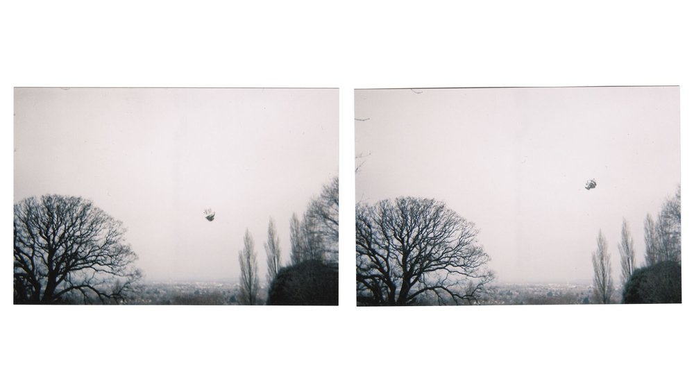 UFOs over  Robinswood Hill, Gloucester, Part 1