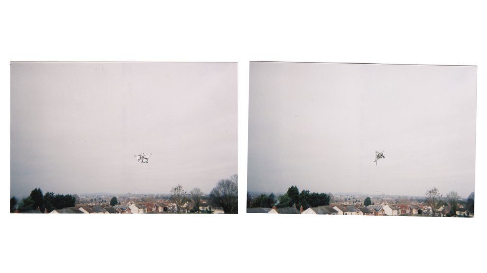 UFOs over Robinswood Hill, Gloucester, Part 2