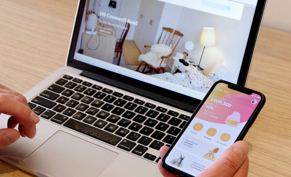 User exploring Your Home Platform interfaces