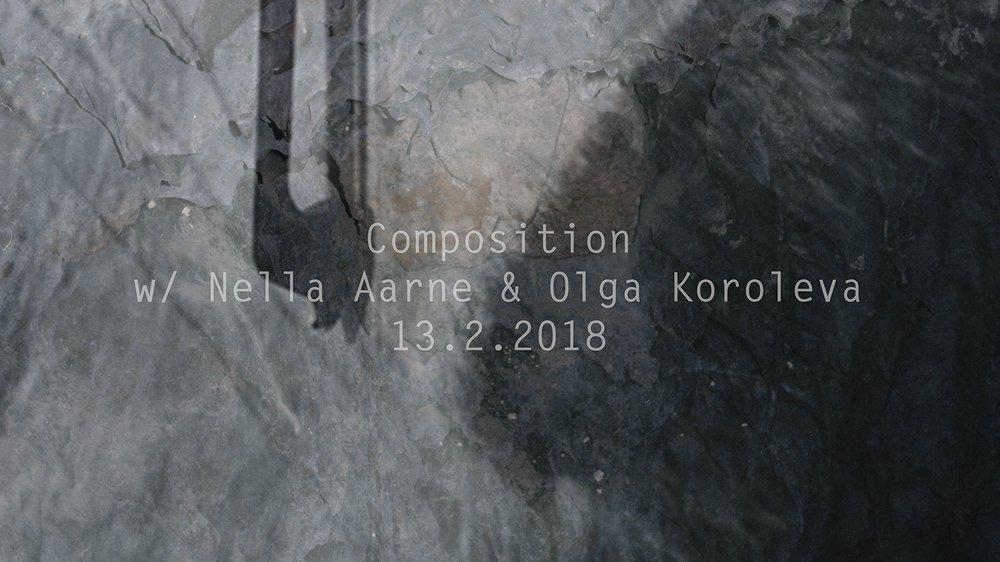 IRRUPTIVE CHORA: Part I, Composition