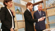 HRH The Prince of Wales Opens Global Centre for Excellence in Healthcare Innovation and Design