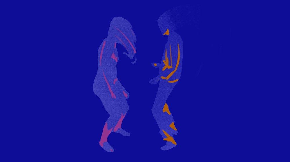 Animation frame from 'Alternative Endings'