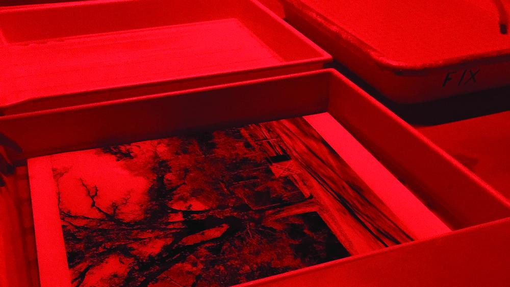 Darkroom printing - Baxterville, Mississippi #5