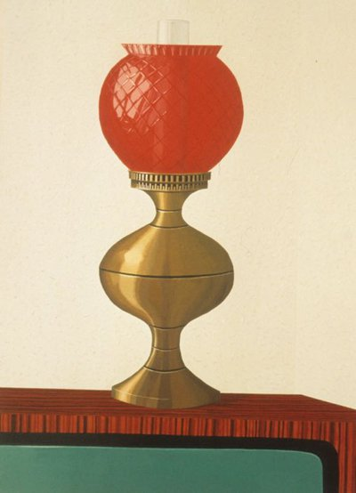 The Lamp by David Rayson