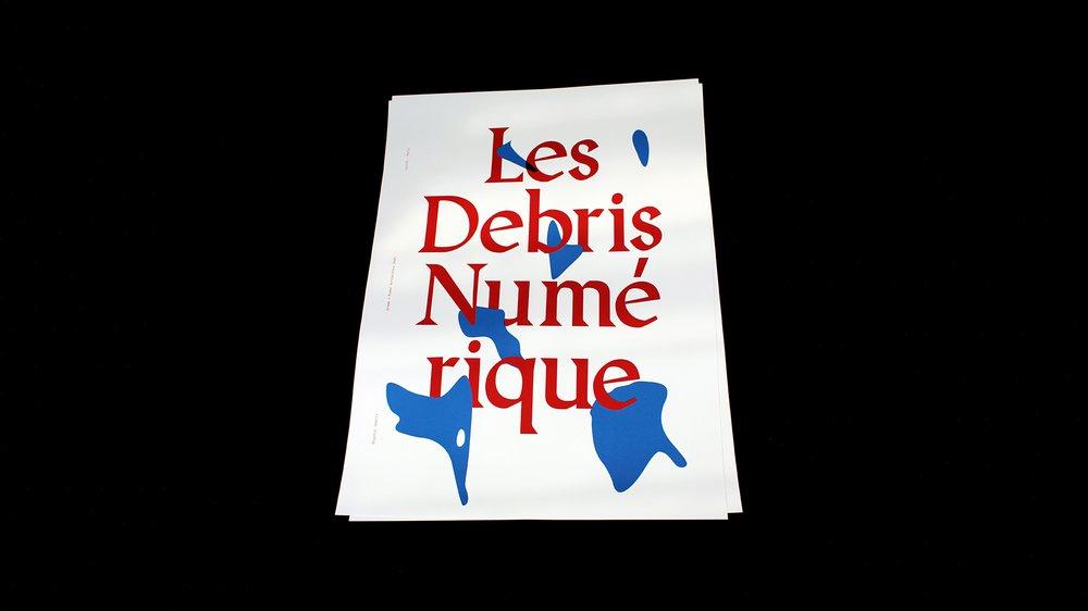 Le Debris Numérique
