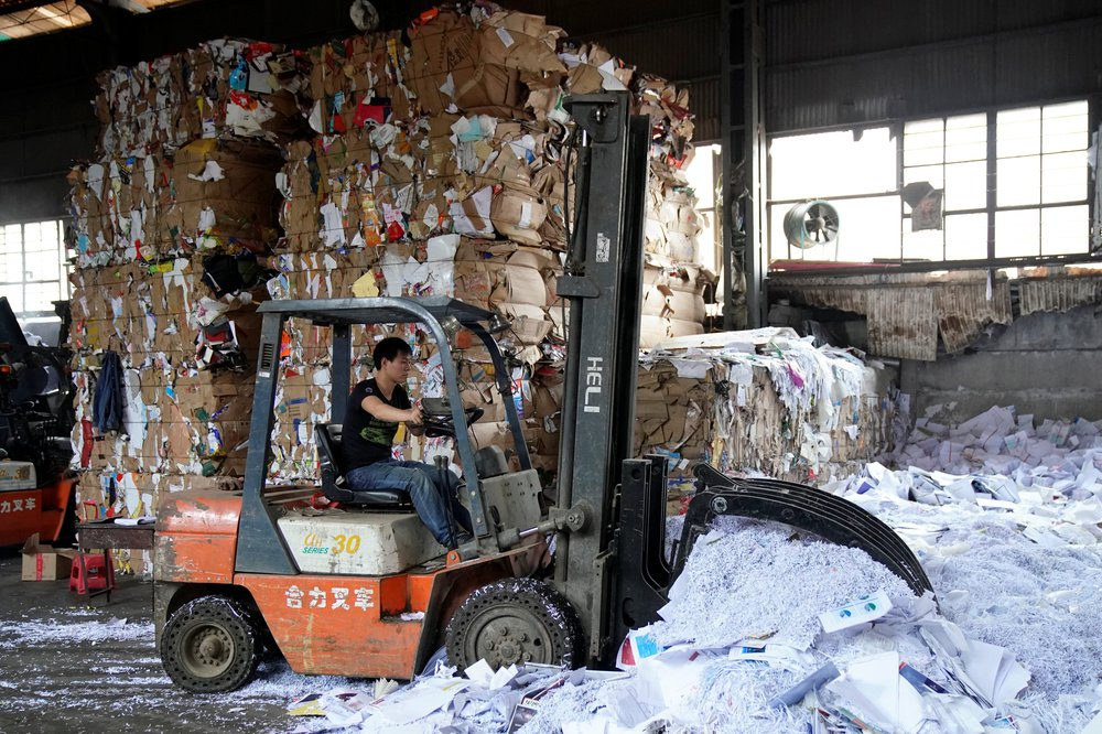 Packaging Waste in Logistics System in China
