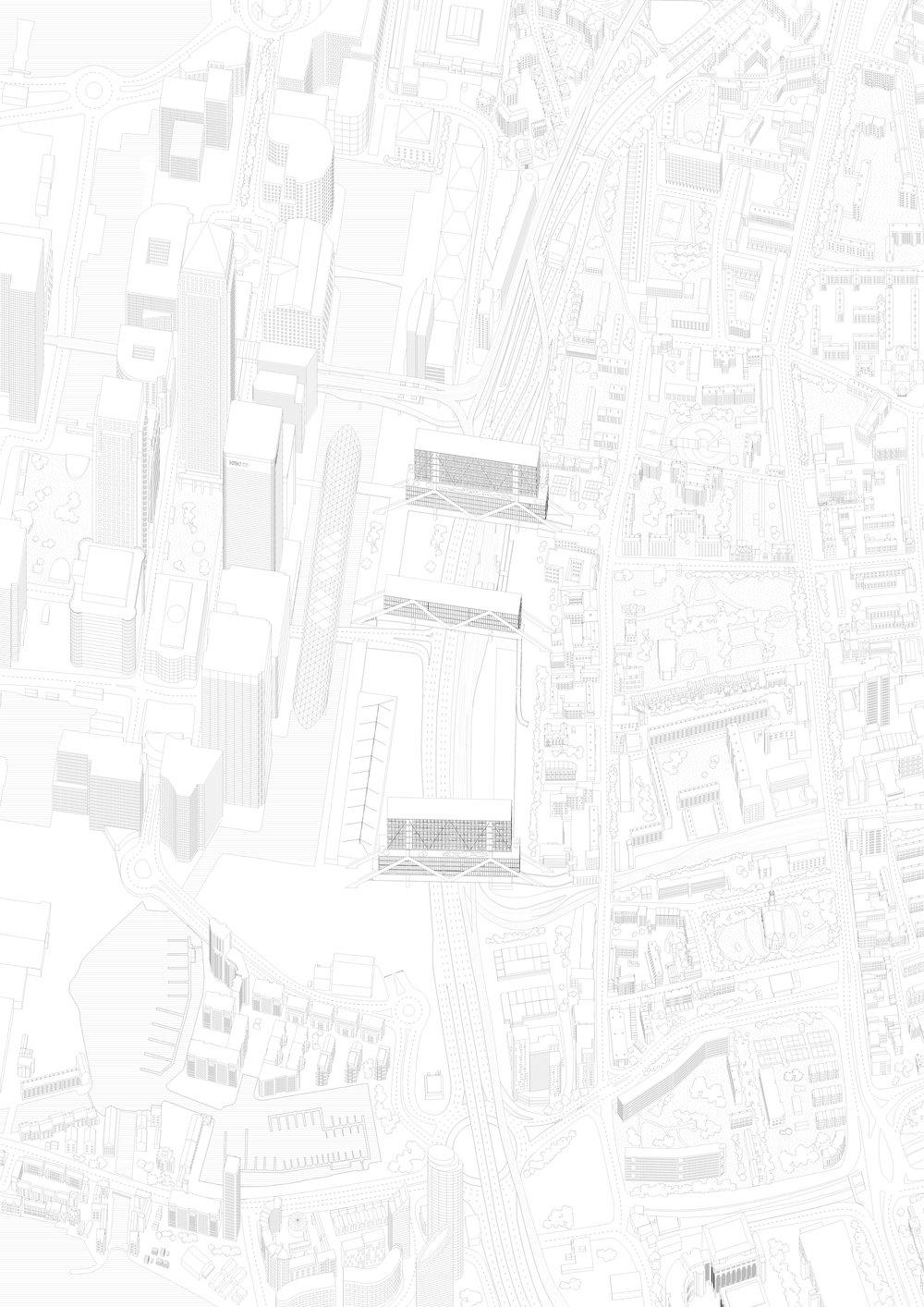Canary Wharf vs Poplar