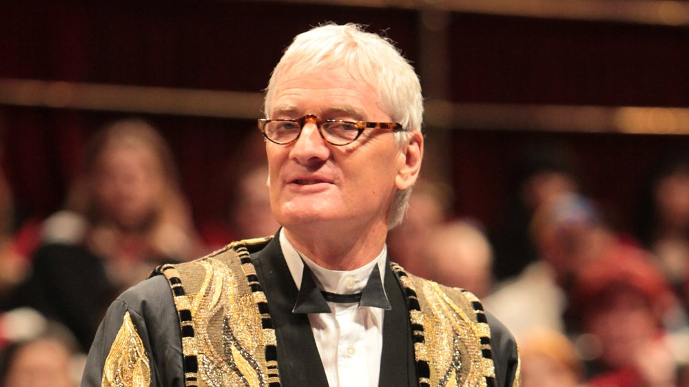 Provost, Sir James Dyson