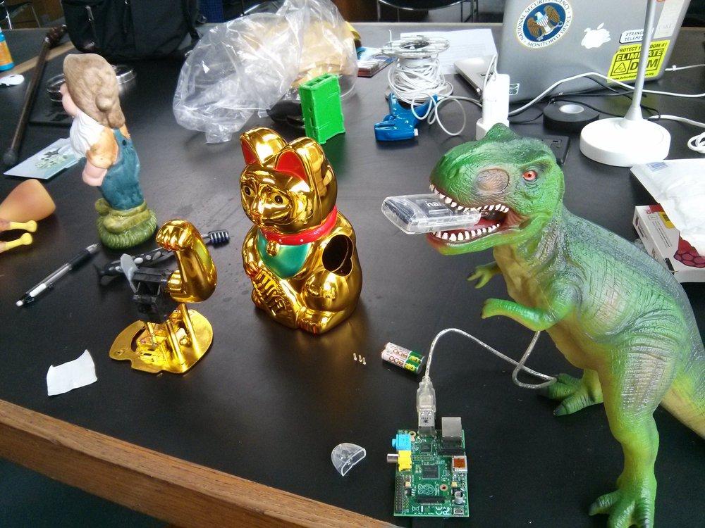 TorToys DIY Zine workshops