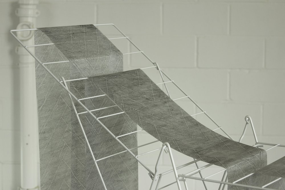 Hanging The Floor Out To Dry (detail)