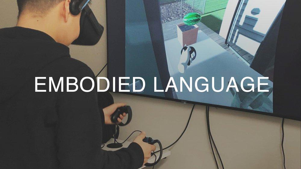 Embodied Language