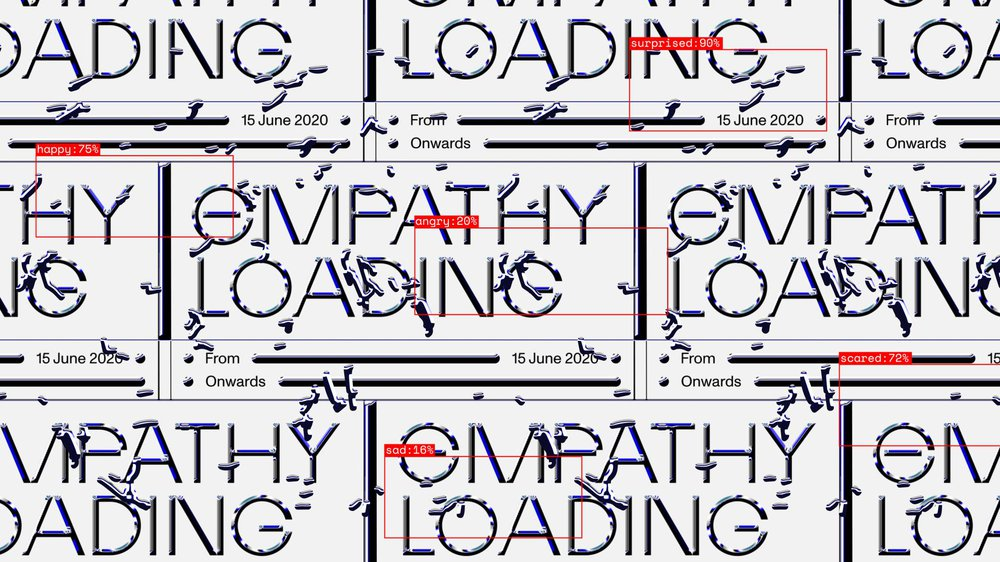 Empathy Loading, MA Curating Contemporary Art (RCA) & Furtherfield Gallery