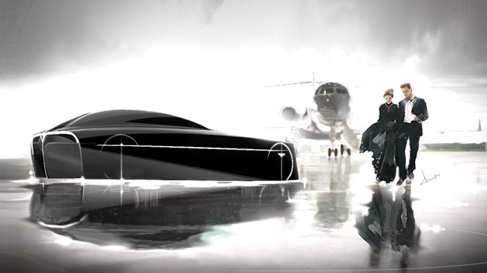 Bentley Future British Luxury