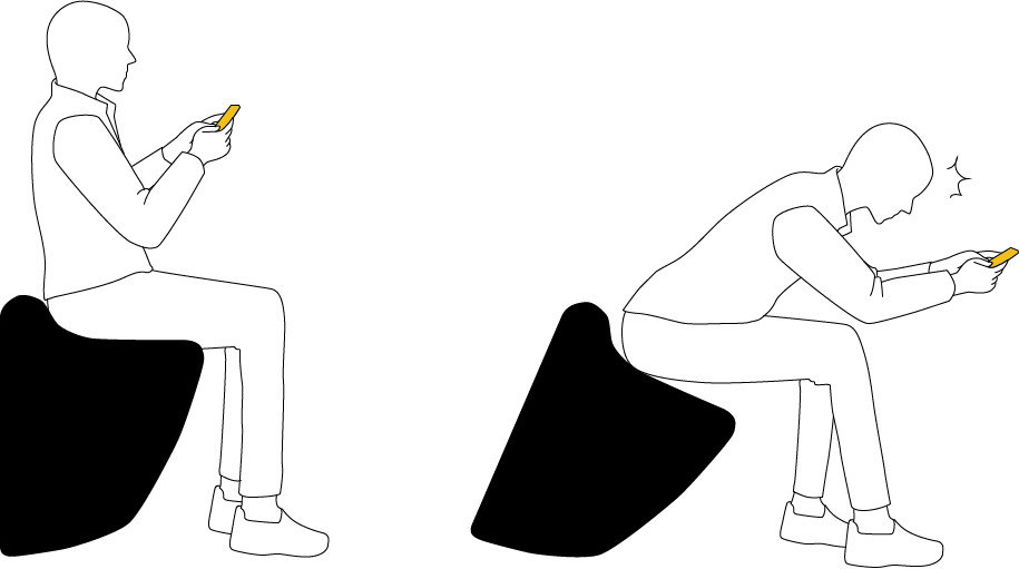 GONG GONG chair scenario