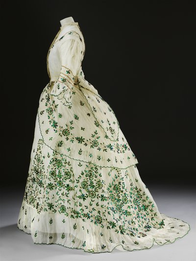 Dress from V&A collection