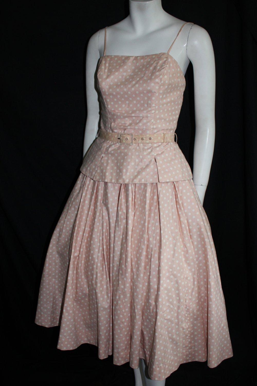 Susan Small dress c.1955