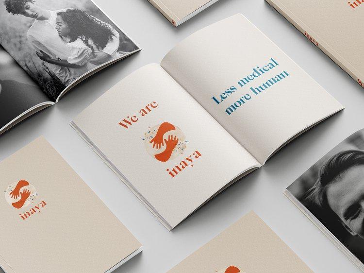 Inaya booklets