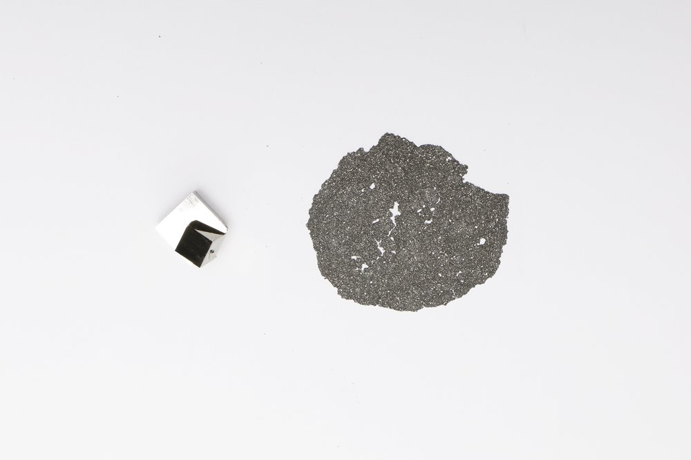 From Fool's Gold to Renewable Energy (pyrite transformation)