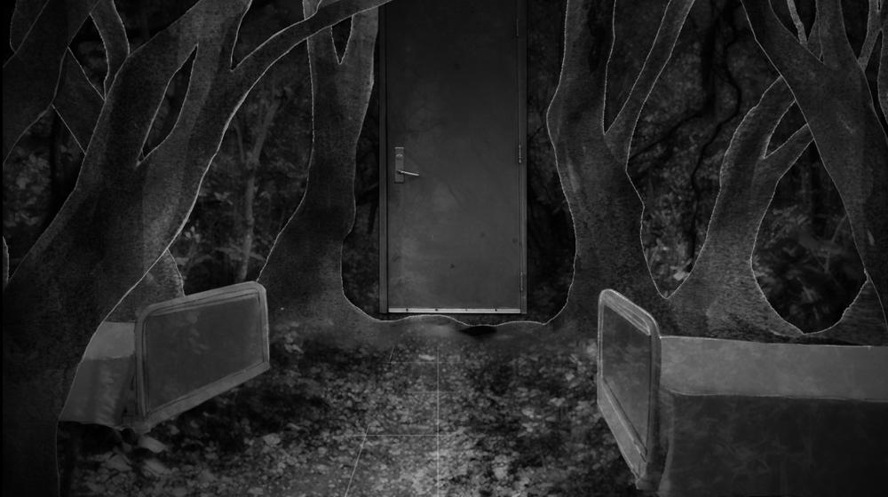 Concept Art- Dark Forest Hospital