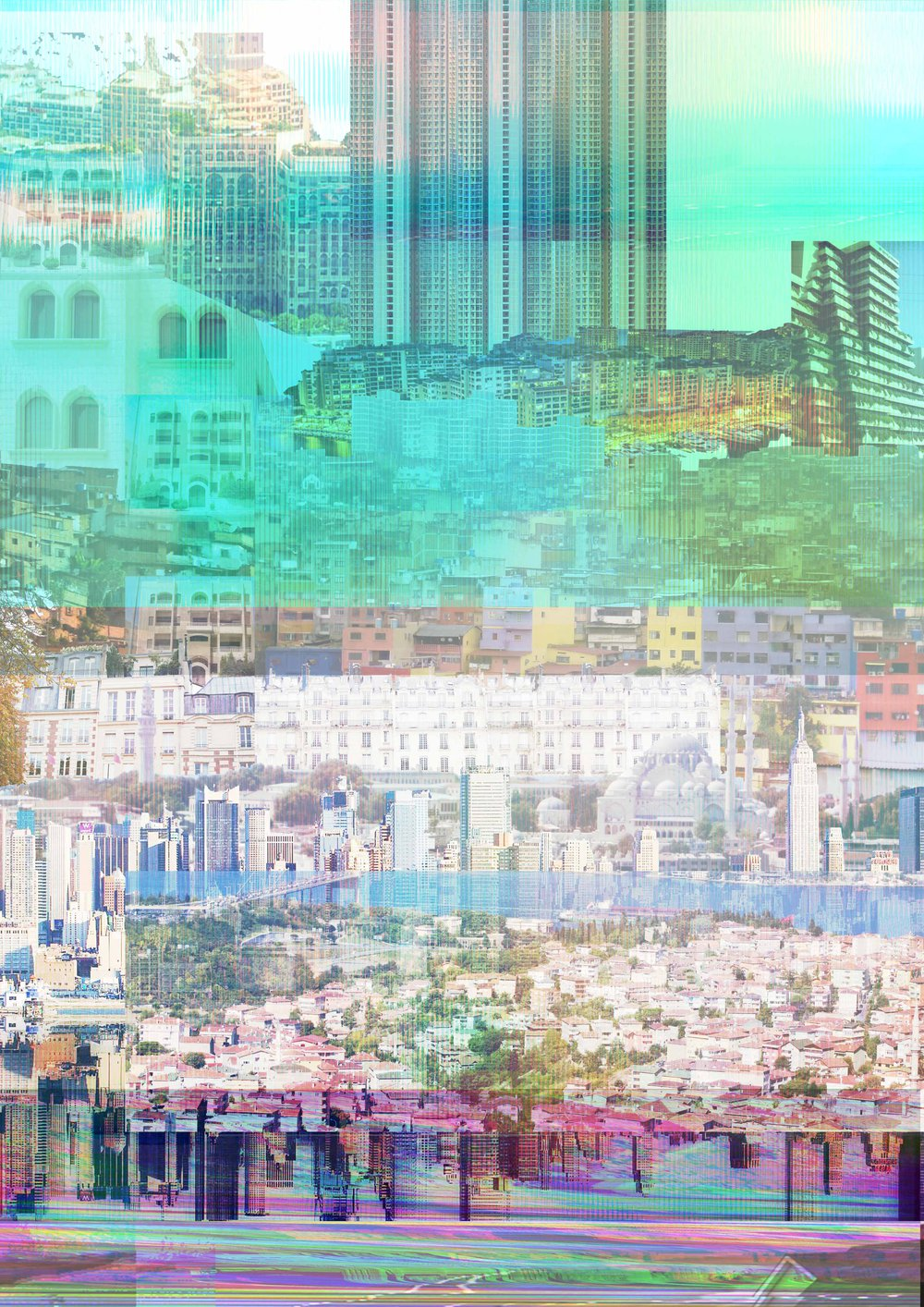 The Global City Glitch