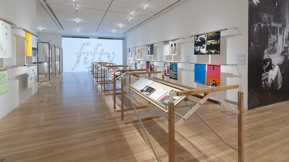 GraphicsRCA: Fifty Years and Beyond Exhibition, Royal College of Art