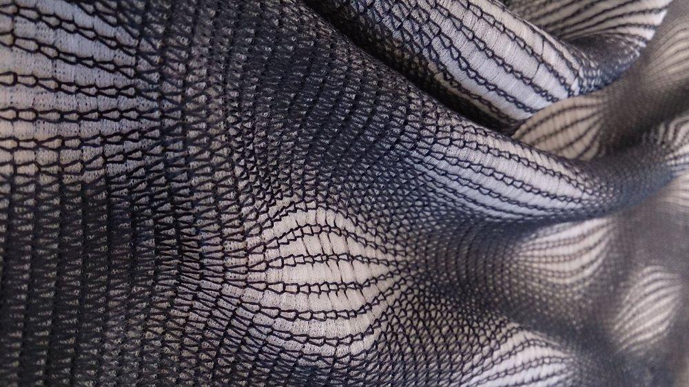 Viscose Moire knit