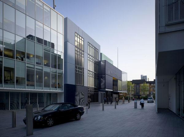Royal College of Art, Hester Street, Battersea