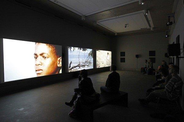 The Unfinished Conversation at the Liverpool Biennial 2012