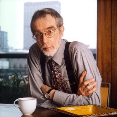 Peter Dormer, photographed by Edward Barber