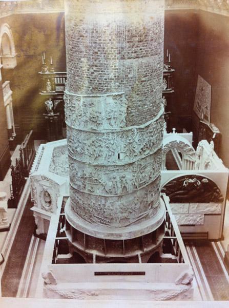 Plaster Cast of Trajan's Column, Victoria and Albert Museum